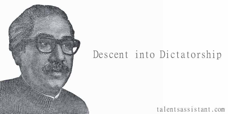 Descent into Dictatorship