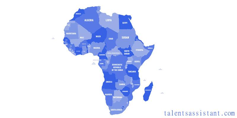 African Political Flag