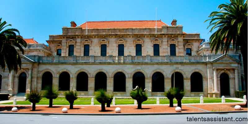 The Parliament of Western Australia