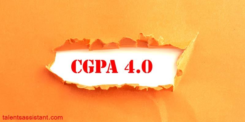 Upgrading CGPA