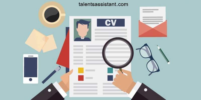 WHY A CV
