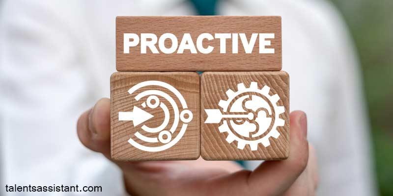 Proactivenes